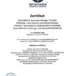 Ayurveda Zertifikat Coaching Beratung