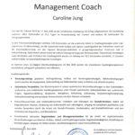 Management Coach DCV zertifiziert Coaching Beratung